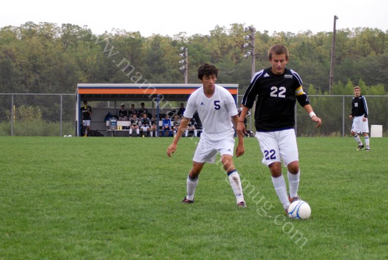 September 24, 2011<br /> High School Soccer<br /> Harrison vs Noblesville<br /> Conference Game<br /> 0676