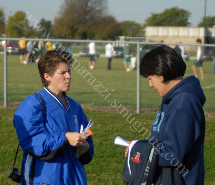 """October 11, 2008                              <br />  2008 High School Soccer<br /> """"At the Game"""""""