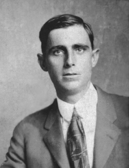 Jesse Newton Carter 1885-1969 husband of Beatrice Ethel Shaw Carter. Son of Pafford P. Carter