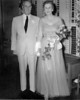 """W. L. and Clyo (Carter) Clark, owners of 'Clark' House, now Carter-Clarke House. <br /> Ms. Clark was 1958 Woman of the Year. (Courtesy  of Debbie Cole and Carter-Clarke House, <a href=""""http://www.carterclarkehouse.com/"""">http://www.carterclarkehouse.com/</a>)"""