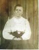 Nancy Williams Conger, wife of Charlie Conger, born October 26, 1850, died May 5, 1918, buried at Turner Church, Berrien County. (Photo courtesy of Sara Conger Luke)