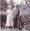 Janie Wilson Conger and her husband John Thomas Conger