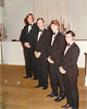 Donnie Connell and groomsmen - JC