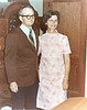 Mr and Mrs Crook 1973