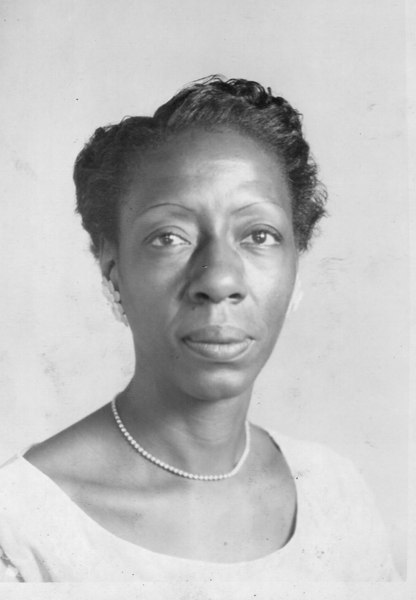 Lucy V. Currey, philanthropist in Nashville, Georgia, black community, donating land for parks.  (Other information requested)