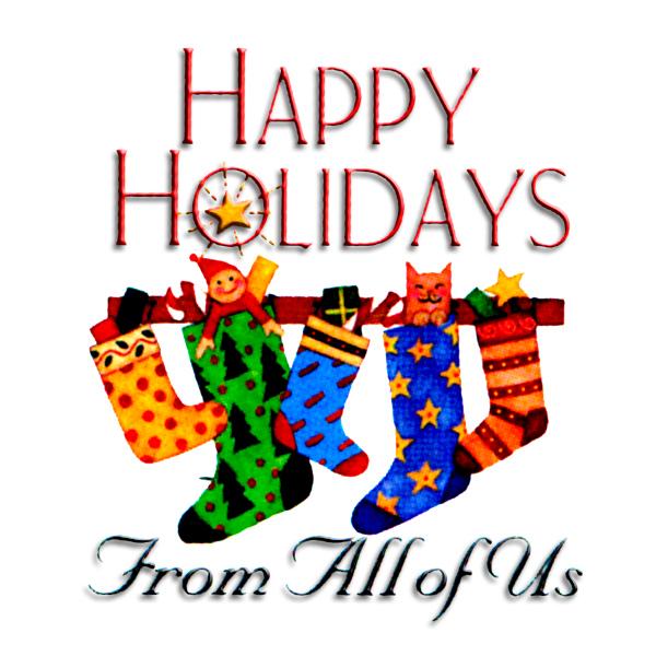 Happy Holidays 111