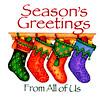 Seasons Greet Sox