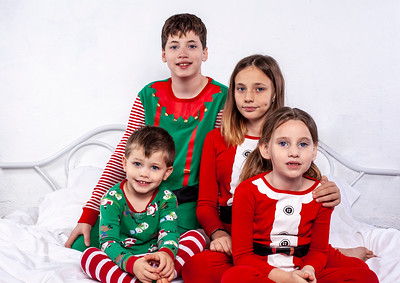 Deon Grandon Photography Christmas Pajamas