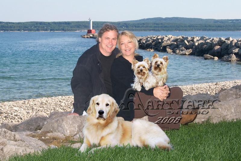 Claudia & Scott Family