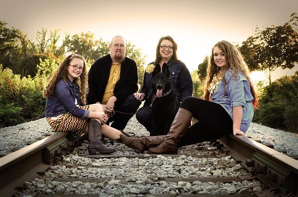 Cohron Family