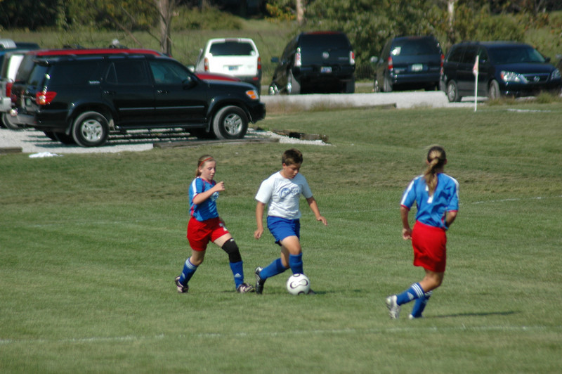September 23, 2007<br /> Tippco Blue Heat vs Muncie Starsoccer Team<br /> Soccer Game