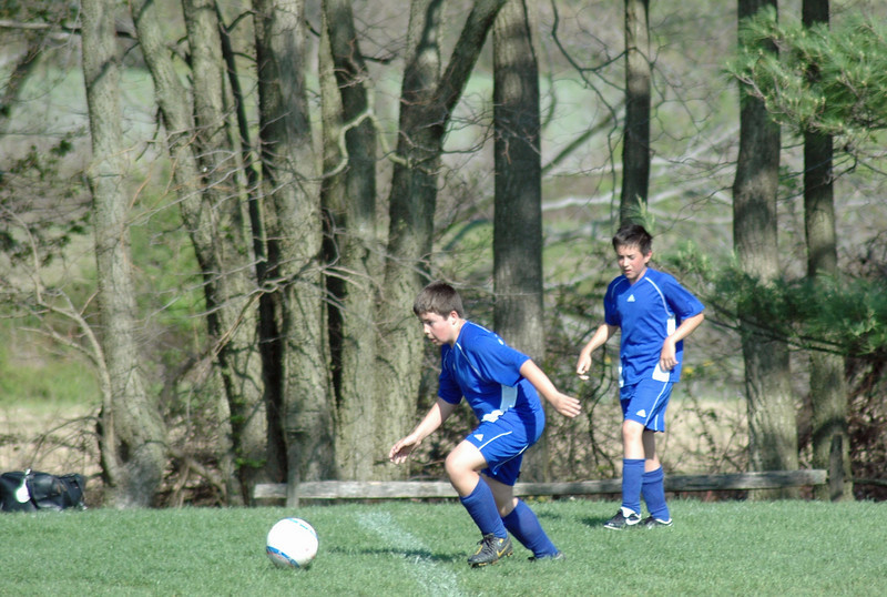 April 29 2007<br /> Conner<br /> Soccer - Tippco