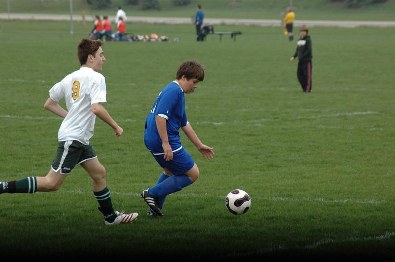 April 20 2008<br /> Blue Heat vs WYSA U14 Premier<br /> Soccer