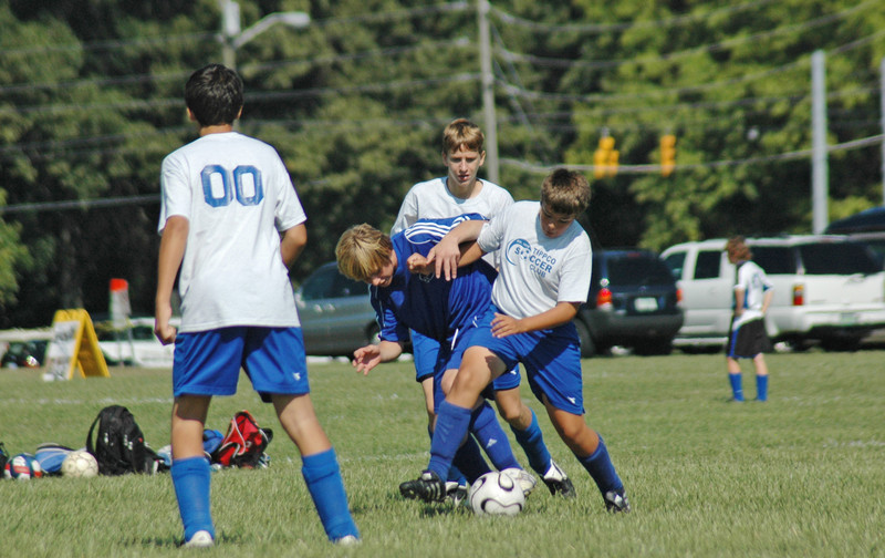August 26 2007<br /> Lawrence vs Tippco<br /> Pike Fest
