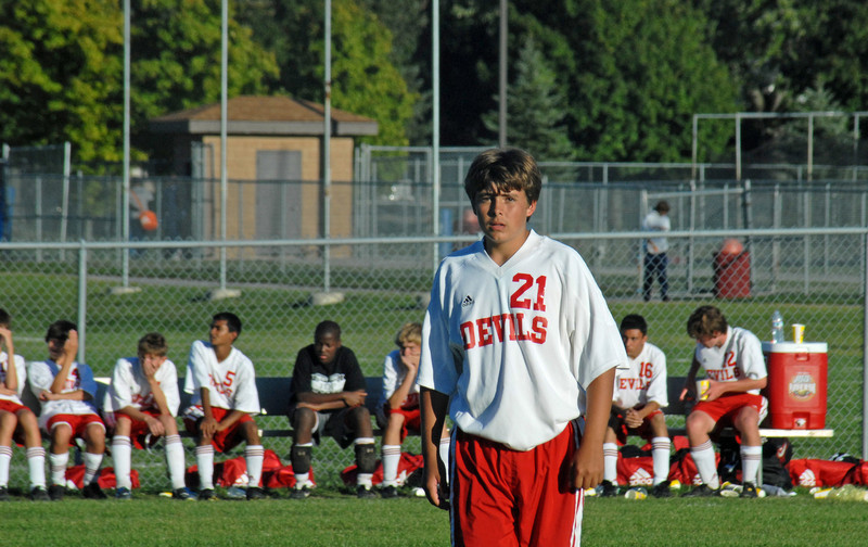 October 4 2008<br /> West Lafayette Red Devils<br /> JV Cup