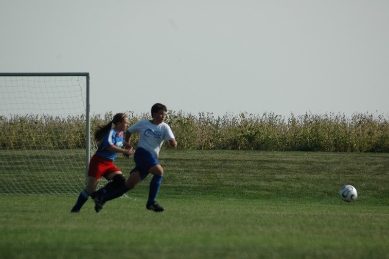 September 23, 2007<br /> Tippco Blue Heat vs Muncie Star Soccer Team<br /> Soccer Match<br /> Home Game - Tippco Fields<br /> West Lafayette, IN