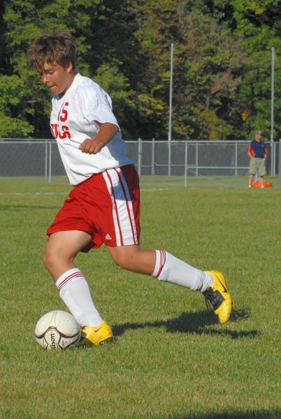 September 17, 2009<br /> Harrison vs West Lafayette<br /> High School Soccer