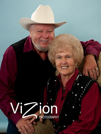 Joan and Ron 2010