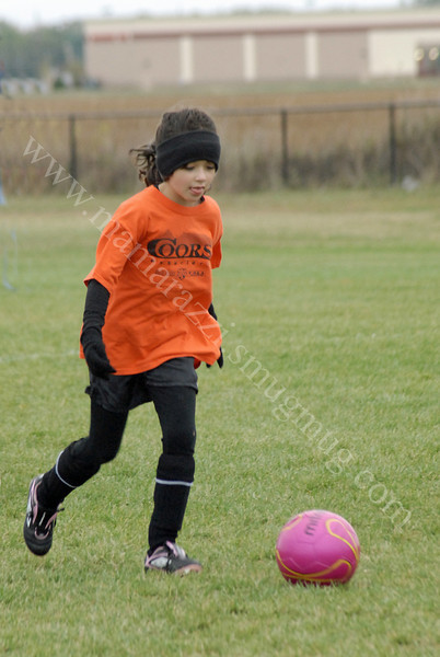October 3 , 2009<br /> Cat Fields<br /> Lafayette, Indiana<br /> Soccer<br /> U8 Girls
