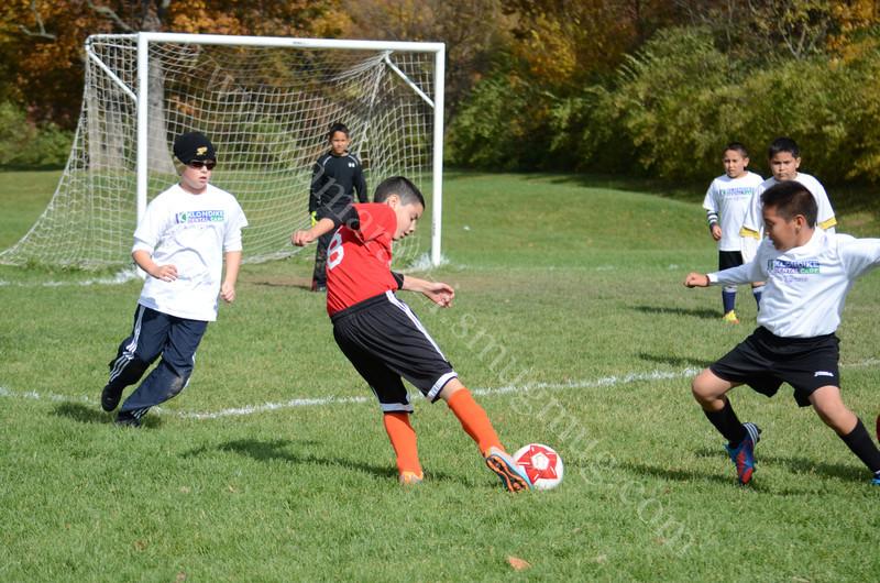 2156  Davidson Soccer Field U10 Boys GLRSA Soccer October 20, 2012