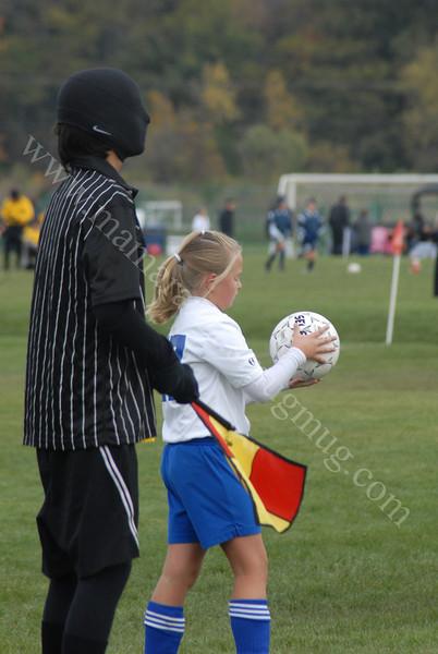 Socctoberfest Tournament <br /> Zionsville Indiana<br /> October 11, 2009