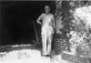 Tobe DeVane at his home on South Old Coffee Road