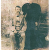 I.H. Elliott, born January 11, 1838, and Dana H. Beeman Elliott, born February 8, 1849. I. H. also married Elvira B. Turner on April 27, 1879. He was a carpenter by trade, living in Alapha most of his adult life.