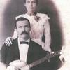 Dudley D. Elliott, born November 13, 1871  and died January 13, 1921. His wife, Ida Isabel Lanier Elliott, was born January 24, 1871, and died February 11, 1949. Dudley was the son of I. H. Elliott and Dana H. Beeman Elliott.