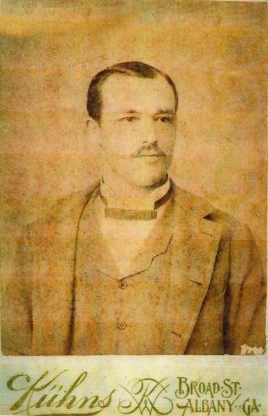 Alvin Elliott, son of I.H. Elliott