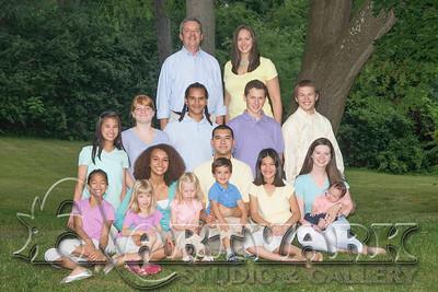 Decker Family 2014