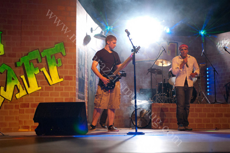 9314<br /> Live from Graff 2011<br /> William Henry Harrison High School   Performance