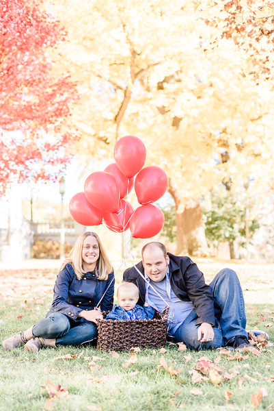 Downtown Harrisburg Capitol family photos