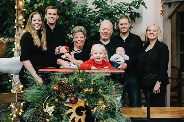 Hastings & Hanchar Extended Family