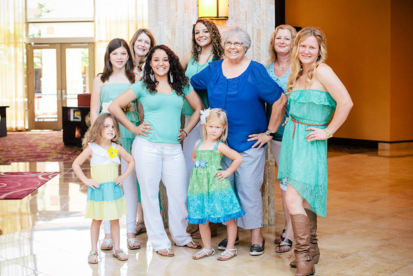 Perkins Extended Family