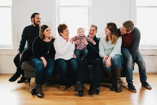 Sanders Extended Family