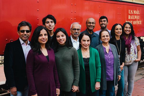 Sarkar & Mehrotra Extended Family