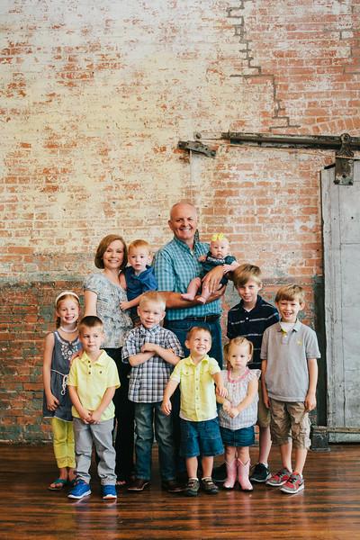 VanYperen & Odom Extended Family