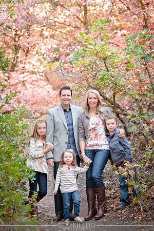 Perry Family 2012