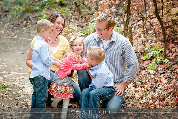 Waddell Family 2012
