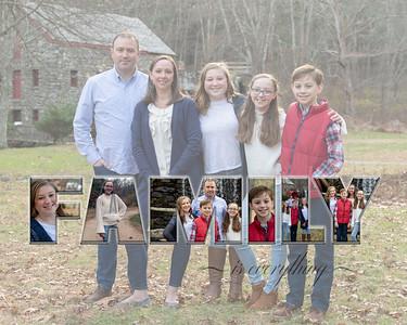 16x20 faulconer family