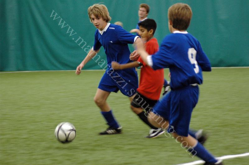 Indoor Soccer<br /> 2007