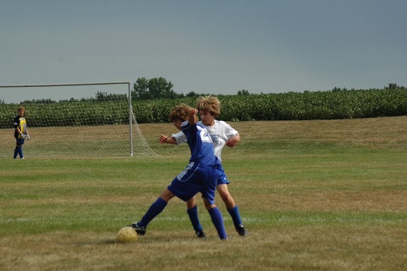 August 18, 2007<br /> Blue Heat vs Lawrence