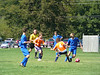 September 16, 2007 Soccer Match<br /> Tippco Blue Heat vs SA Fusion<br /> Walker