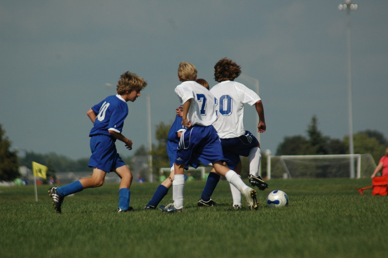 301<br /> September 9, 2007<br /> Blue Heat vs Lawrence