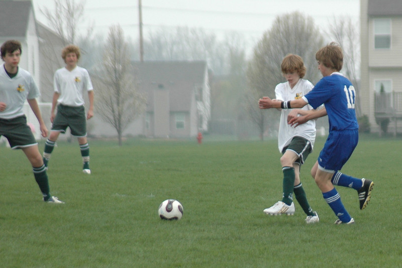 April 26, 2008<br /> Tippco Blue Heat vs Pumas 94<br /> at Ben Davis High School Soccer Fields Indianapolis, IN<br /> 2008 Spring Soccer Season