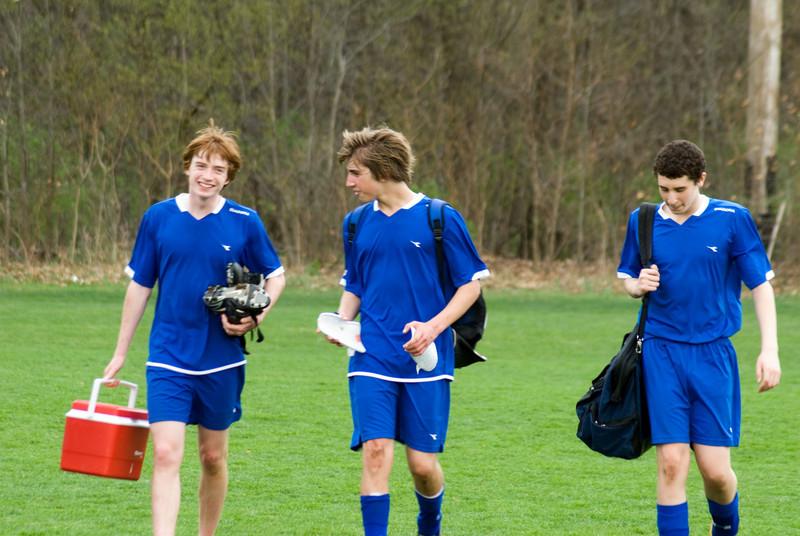 April 25, 2009<br /> Brian, Walker, Amir