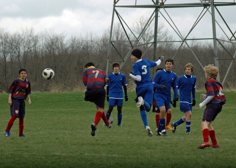 April 13 2008 - Tippco Blue Heat vs Pumas<br /> Marcus - Akis - Walker