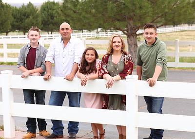 Fieldstead Family 2018