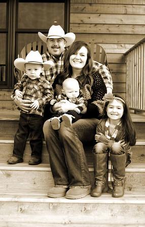 Fischer Family   2012