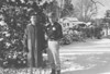 Edwin and Marguerite_March 1958_snow